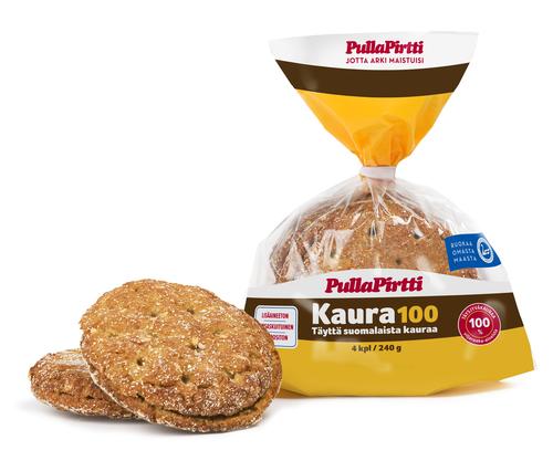 Kaura100 4 kpl / pss