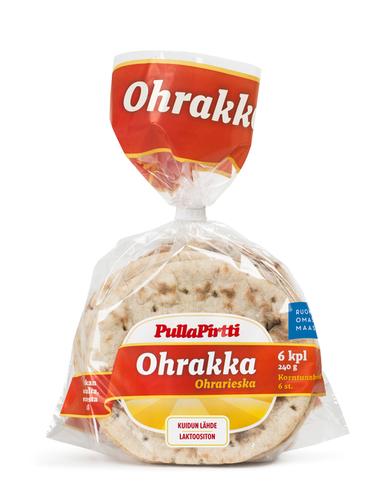 Ohrakka 6 kpl/pss