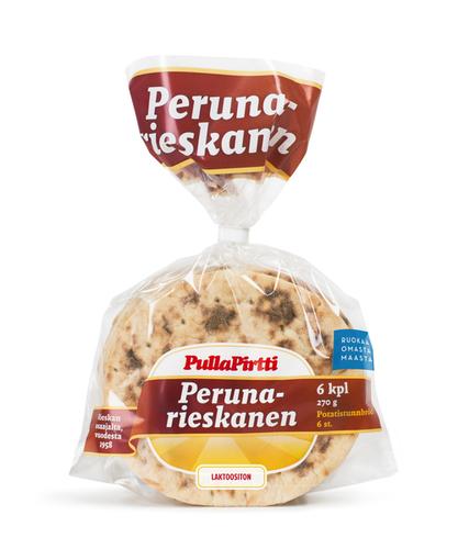 Perunarieskanen 6 kpl/pss