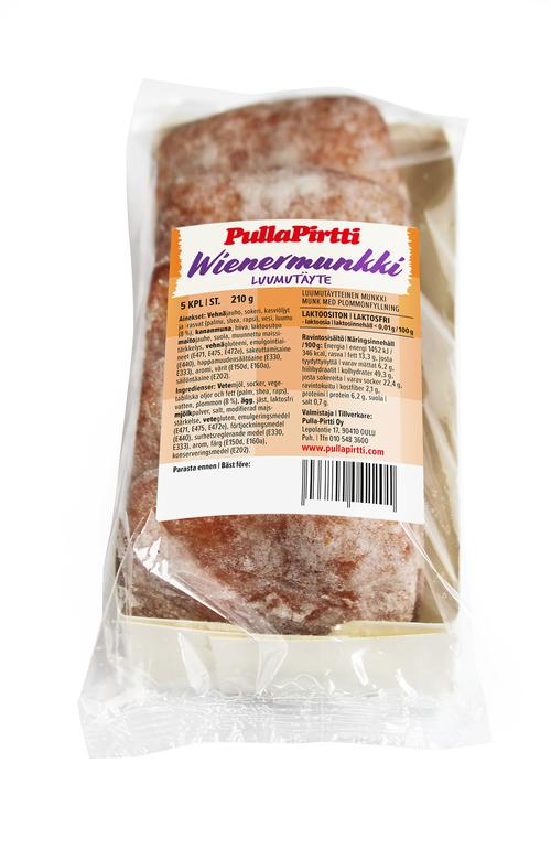 Wienermunkki 5 kpl