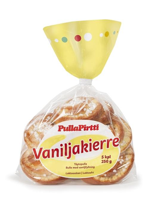 Vaniljakierre 5 kpl / pss
